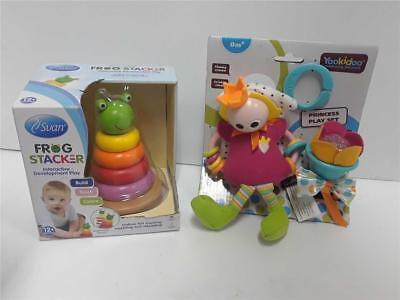Svan Frog Stacker Activity Toy & Princess Playset Toy Girl