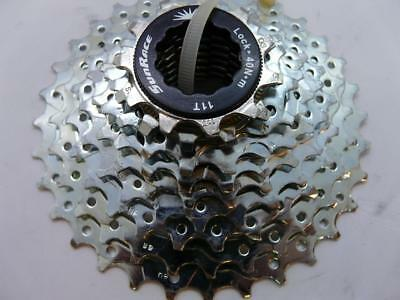 Sunrace Mtb Bike Cassette Sprocket 11-32t 9 Speed Nickel Shimano Sram Compatible Perfect In Workmanship Cycling Sporting Goods