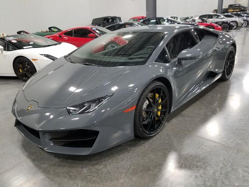Image 2 Voiture American used Lamborghini Huracan 2017