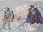 Empire Strikes Back Bed Sheets
