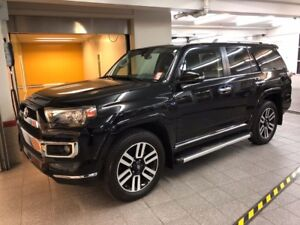2017 Toyota 4Runner Limited 7 Passagers - DEMO