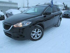 2015 Mazda CX-9 GS+GR LUXE+CUIR+TOIT+MAGS+BLUETOOTH