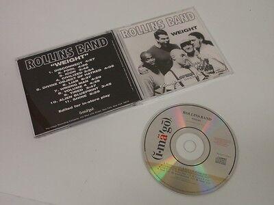 Rollins Band Gewicht CD (Advance Im Geschäft Bearbeitet Promo) Edition Imago Adv