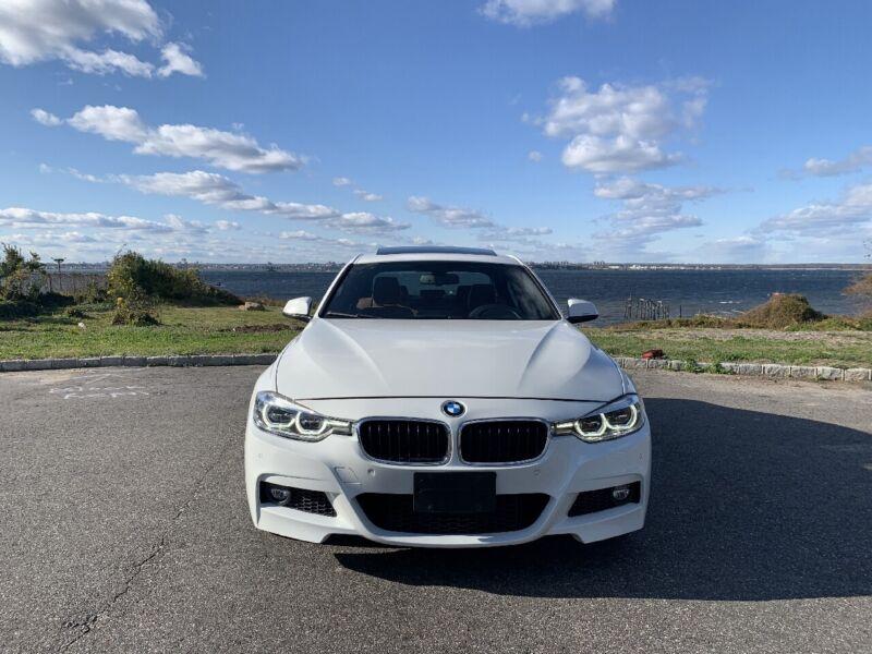 Image 2 Voiture Européenne d'occasion BMW 3-Series 2016