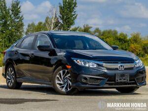 2018 Honda Civic SE CVT - ACCIDENT FREE BACKUP CAM KEYLESS