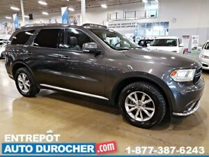 2014 Dodge Durango Limited AWD - 7 PASSAGERS - DVD - TOIT OUVRAN