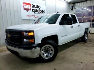2015 Chevrolet Silverado 1500 Cab Club V8 5.3L / Jamais accident