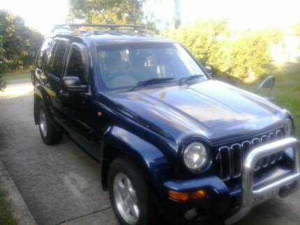 2003 Jeep Cherokee Wagon Redcliffe Redcliffe Area Preview