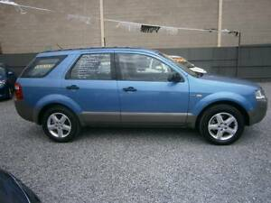 2005 FORD TERRITORY TS AWD AUTOMATIC AS TRADED ONLY $6,990 Hampstead Gardens Port Adelaide Area Preview