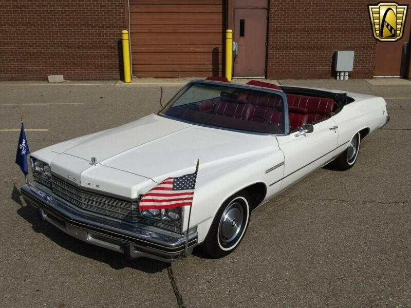 Image 6 Voiture American classic Buick LeSabre 1975