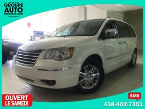 2010 Chrysler Town & Country LIMITED / CUIR / TOIT / GPS /
