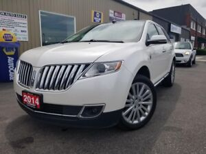2014 Lincoln MKX NAVIGATION-SIGHT & SOUND PKG-PAN.VISTA ROOF-TOW