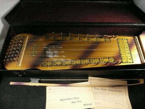 Marx Violin-uke Original Receipt (1953) and More