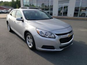 2015 Chevrolet Malibu 1LT Value. New MVI. 1 owner trade in.