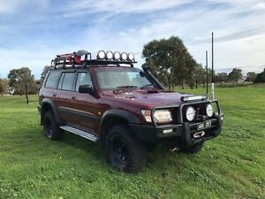 2000 Nissan patrol 3L Point Cook Wyndham Area Preview