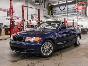 2011 BMW 1 Series 128i CONVERTIBLE **AUCUN ACCIDENT** 128i CONVE