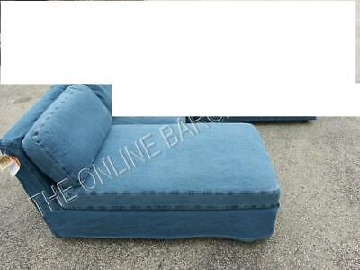 Pottery Barn Westport 3Piece Sectional sofa armless CHAISE C
