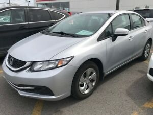 2014 Honda Civic LX*AUTO