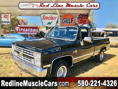 1987 Chevrolet Other Pickups Regular Cab 2WD 1987 Chevrolet R10 Regular Cab 2WD