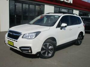 2017 Subaru Forester S4 MY18 2.5i-L CVT AWD White 6 Speed Constant Variable Wagon Goulburn Goulburn City Preview