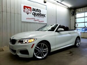 2016 BMW 2 Series 228i xDrive M Package / Cam Recul /