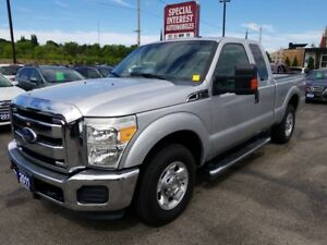 2011 Ford F-250 XLT LOCAL TRADE !!! ONE OWNER !! CLEAN CAR-RO...
