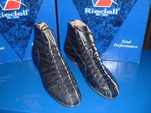 Ultra Rare NOS {NEW OLD STOCK} Riedell NOS 285N Boots 9.5 Mens in narrows