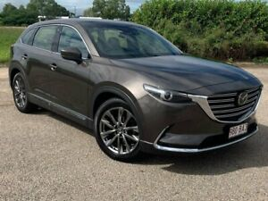2016 Mazda CX-9 TC Azami SKYACTIV-Drive Grey 6 Speed Sports Automatic Wagon Garbutt Townsville City Preview
