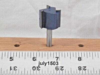 1 New 1 Diameter Straight 3 Flute Bit Carbide Tipped Router Bit D Zm