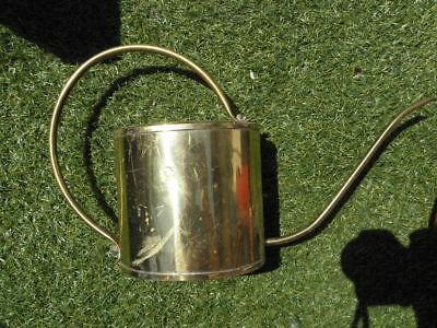 vintage watering can  goardere Jar flower plants watering bonsai retro brass old