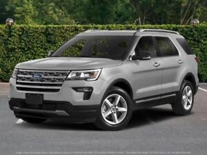 2018 Ford Explorer Limited Limited