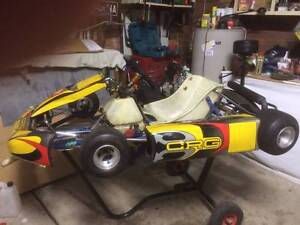 Go Kart WANTED Rotax / Leopard Glenfield Campbelltown Area Preview