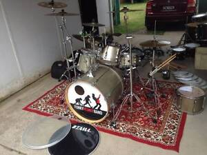 Drum Kit Tama Superstar + spare Premier kit +heaps of accessories Belmont North Lake Macquarie Area Preview