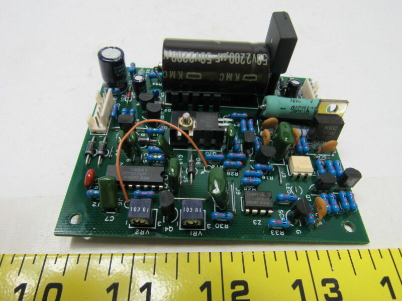 Ingersoll Rand PCB 8007b Control Circuit Board