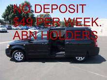 2008 CHYSLER VOYAGER AUTOMATIC PEOPLE MOVER $10995 Kogarah Rockdale Area Preview
