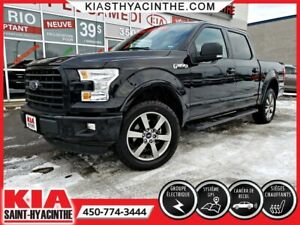 Ford F-150 XLT FX4 SPORT 5.0L 4X4 SUPERCREW 2017