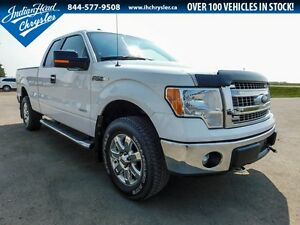 2013 Ford F-150 XLT 4x4 Extended Cab   XTR Package