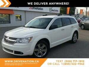 2009 Dodge Journey R/T 7 PSG**AWD**PST PAID**LEATHER & HEATED...