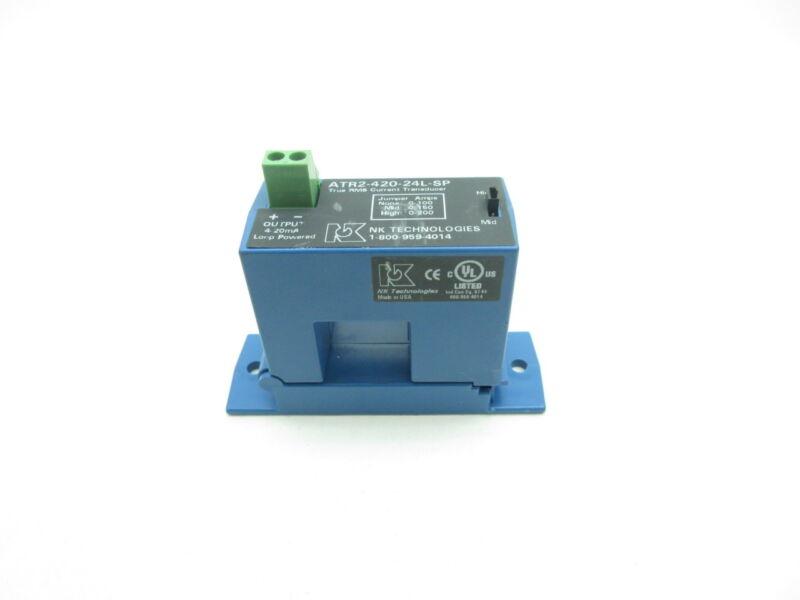 Nk Technologies ATR2-420-24L-SP Current Transducer 4-20ma