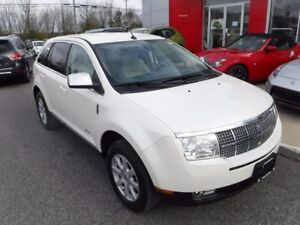 2008 Lincoln MKX AWD Bluetooth, Climate-controlled front seat an