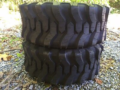 2 New 23x8.50-14 R4 Tractor Tires-23x8.5-14-carlisle Trac Chief - 51s388
