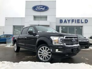 2019 Ford F-150 Limited SYNC 3|B&O AUDIO SYSTEM|FORDPASS CONN...
