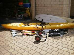 14 ft Shakespeare Angler Kayak Doubleview Stirling Area Preview