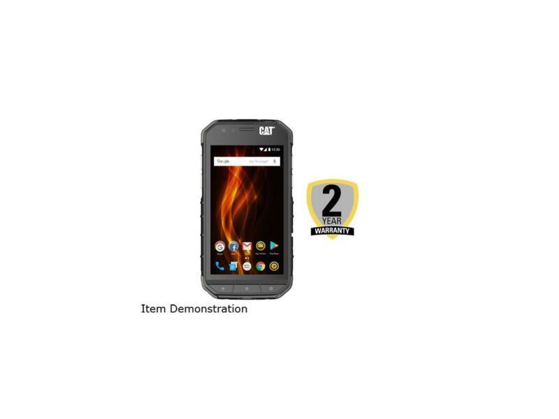 CAT S31 4G LTE with 16GB Memory Cell Phone (Unlocked) Black CS31SBBNAMUN