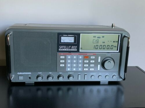 Grundig 800 Satellit Millennium Outstanding Condition!