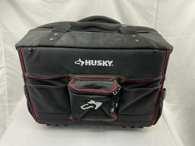 NEW Husky 22 in. Pro Grade Rolling Tool Tote Bag GP-44449N13