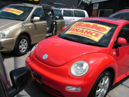 Volkswagen Beetle 2002 Coburg North Moreland Area Preview