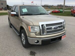 2012 Ford F-150 Lariat | 4X2 | One Owner | Bluetooth