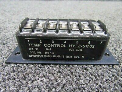 HYLZ-51702 / 599-145 Piper PA46-350P Barber Coleman Temperature Control CORE for sale  Greeley