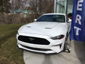 2018 Ford Mustang Coupe GT Premium